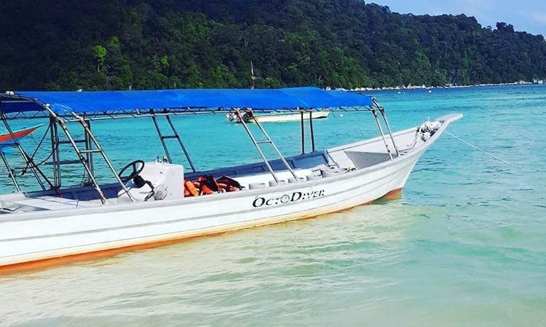 Enjoy Diving Trips and Courses in Perhentian Island, Malaysia