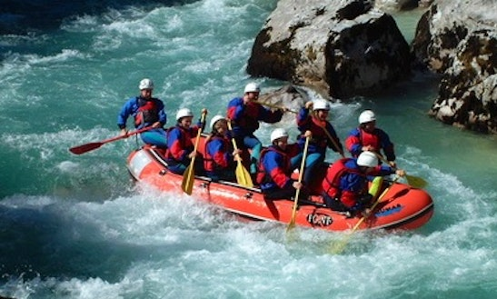 Enjoy Rafting Trips In Budapest, Hungary
