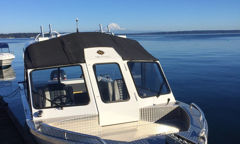 Fishing Boat Northwest 208 Seastar in Olympia/Tacoma
