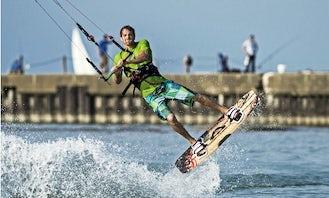 Learn Kiteboarding in Chicago, Illinois