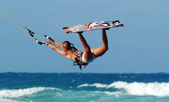 Kiteboarding Lesson In Cabarete And Punta Cana, Dominican Republic