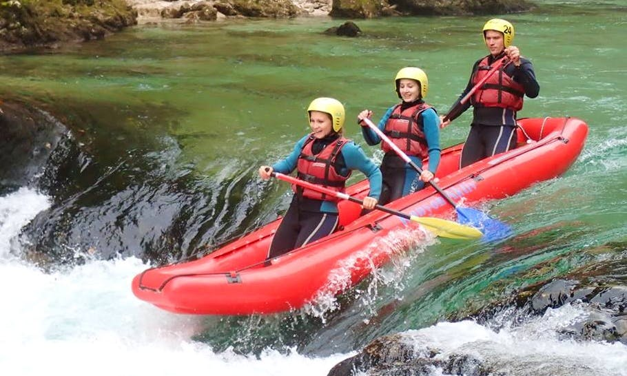 Enjoy Rafting Trips on River Salza in Austria