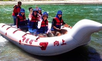 Enjoy VIP Rafting Trips in Fengbin Township, Taiwan!