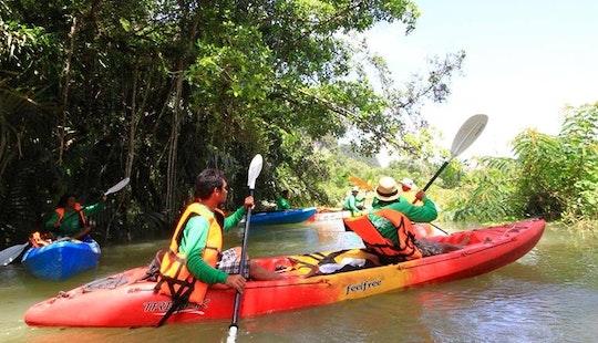 Enjoy Kayak Tours In Krabi, Thailand