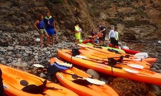 Explore La Bufadora, Baja California on a Single Kayak