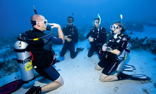 Scuba Lessons In Hyde Park, New York