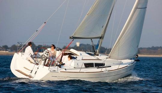 Sun Odyssey 33i Sailing Yacht Charter In Pireas, Greece