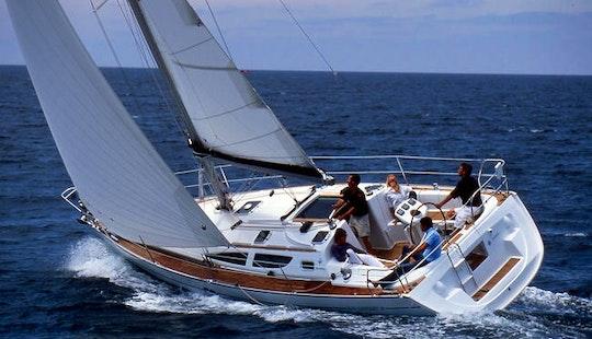 Sun Odyssey 35 Sailing Yacht Charter In Pireas, Greece