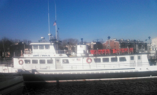 Enjoy Fishing In Brooklyn, New York With Captain Dave