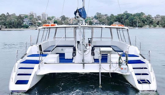 Skippered Charter On 33ft