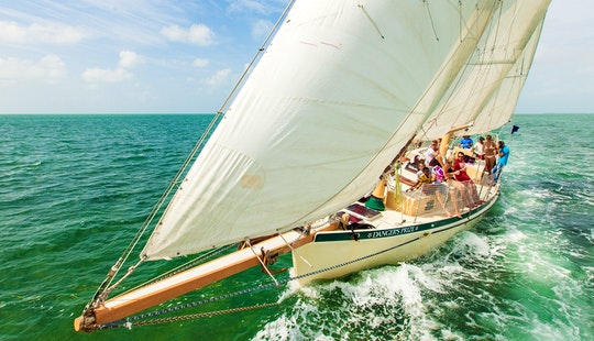Sailing Tours On 65ft Schooner In Key West, Florida