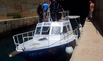 Scuba Diving Courses for All and Dive Trips at Island of Vis in Croatia