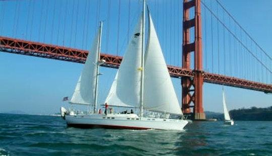 Sail San Francisco Bay On
