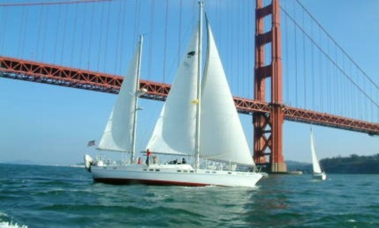Sail San Francisco Bay On