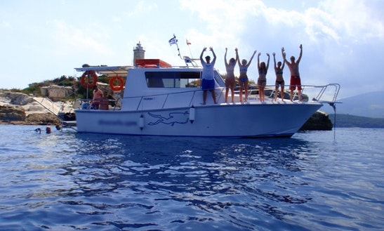 Dive Boat Charter