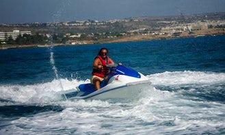 Enjoy Makronissos Beach, Ayia Napa on Jet Ski