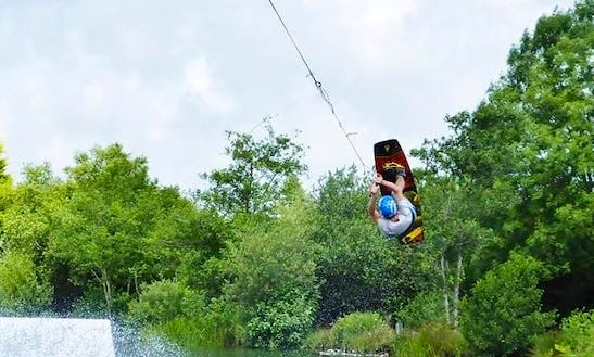 Wakeboard Hire & Lessons In Lanivet, England