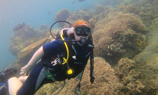 Enjoy Diving Trips At Amed Beach, Bali