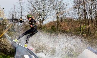 Enjoy Wake Boarding Courses in Langenfeld, Nordrhein-Westfalen