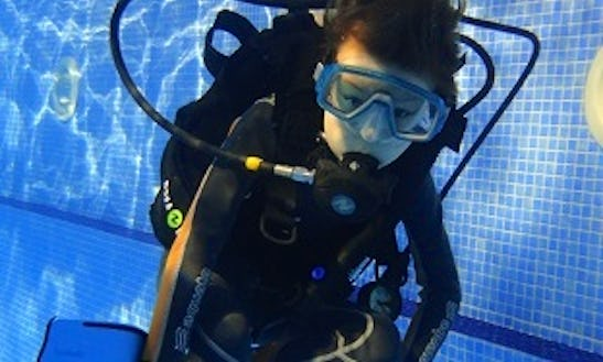 Diving Tours And Lessons In Gelendzhik, Russia