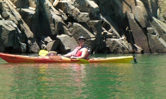 Enjoy Kayak Tours on Orange River, Northern Cape