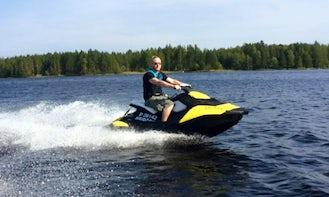 Rent Jet Ski in Kuopio, Finland