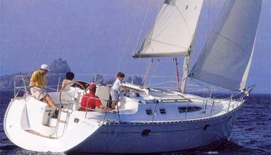 Enjoy San Vincenzo, Italy On 40' Sun Odyssey Sailboat
