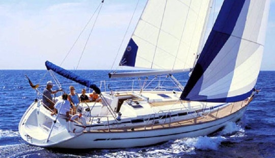 Charter 44ft Bavaria Sailboat In San Vincenzo, Italy