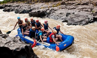 Enjoy Guided Rafting Trips in KwaZulu-Natal, South Africa