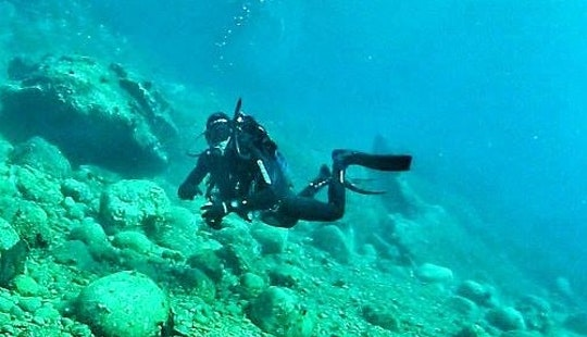 Diving Service Provider In Nea Skioni, Greece