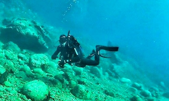 Enjoy Diving Trips & Courses In Nea Skioni, Greece