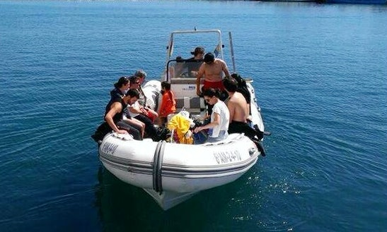 Enjoy Diving Trips  & Courses In Carboneras, Spain