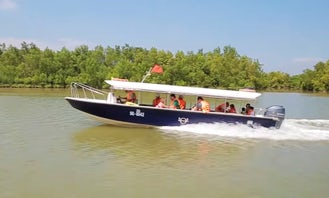 Eco Adventure Tour to Can Gio UNESCO Biosphere Reserve In Vietnam