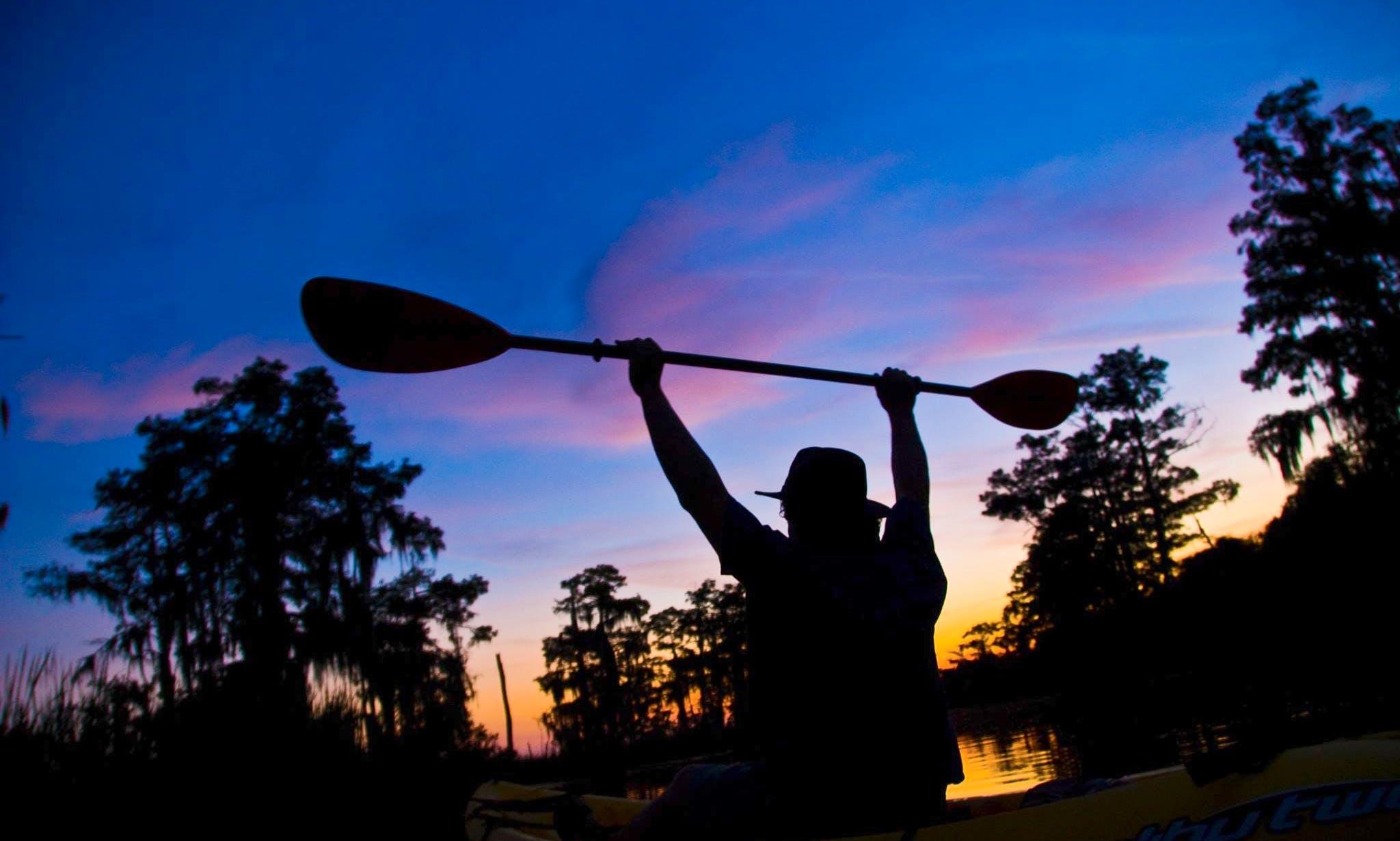 Hidden Adventure Eco Tours in New Orleans