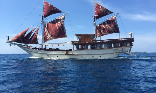 Gulet Cruise In Komodo National Park