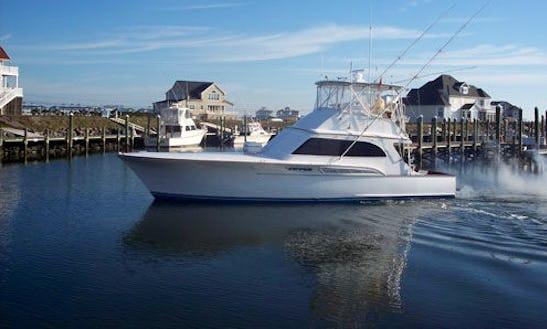 Carolina Fishing Charter In Ocean City, Maryland With Captain Zip