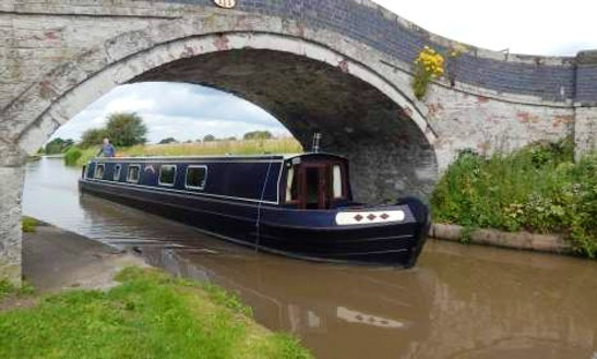 Narrowboat Holiday Experience In England