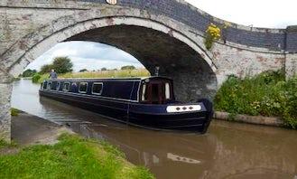 Fantastic Narrowboat Holiday Experience In England