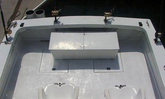 Motor Yacht Fishing Charter In Puerto Vallarta