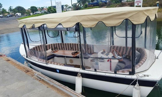Electric Boat Rental In Huntington Beach