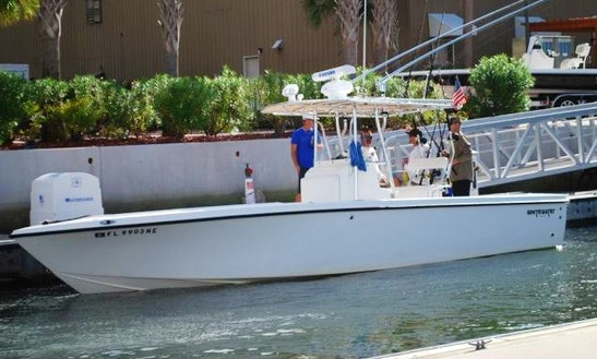 Enjoy Fishing In Cape Canaveral, Florida With Captain Brad