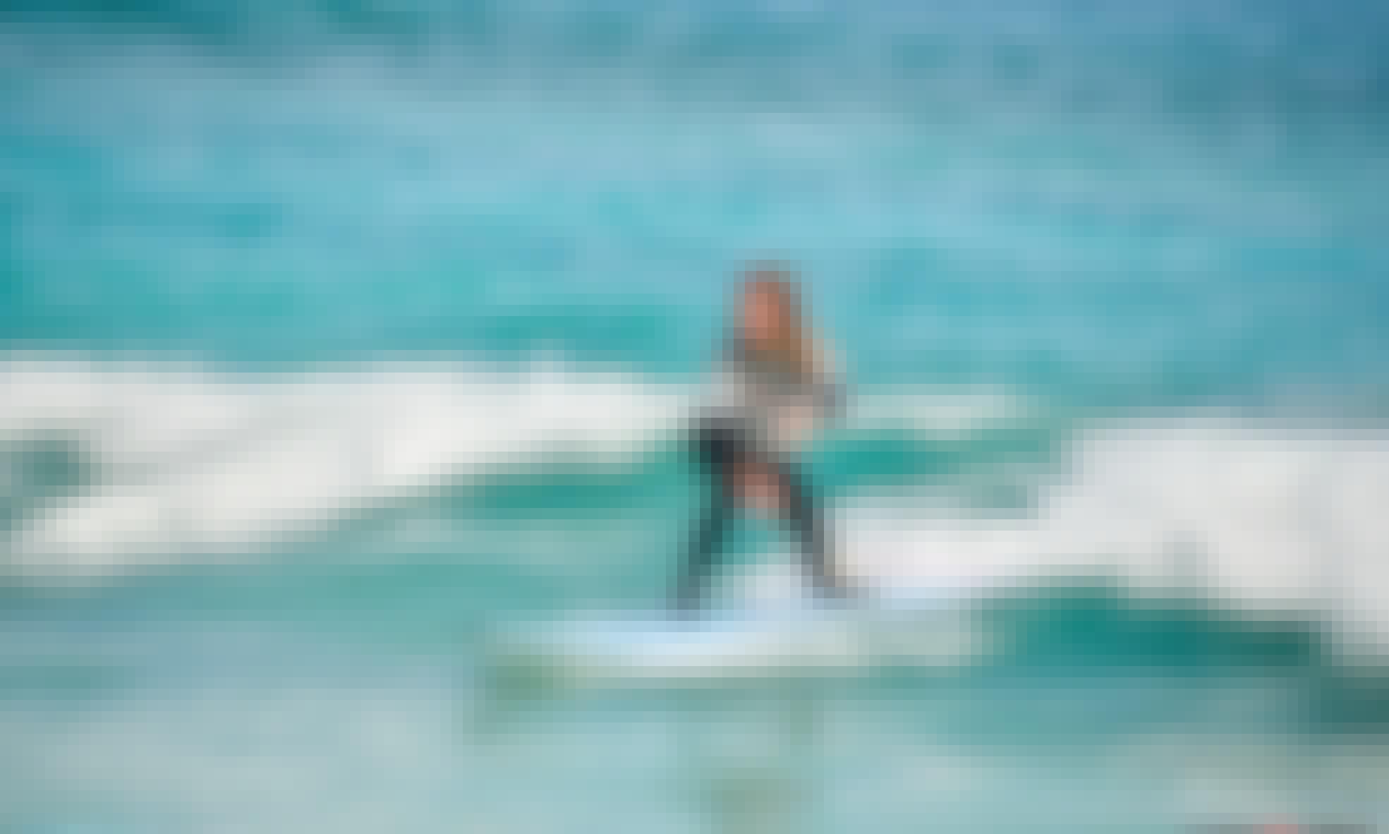 Basic Surf Lessons in Corralejo, Spain