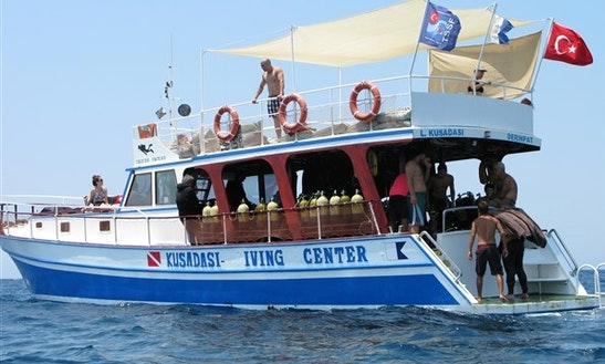 Enjoy Diving Tours And Courses In Aydın, Turkey