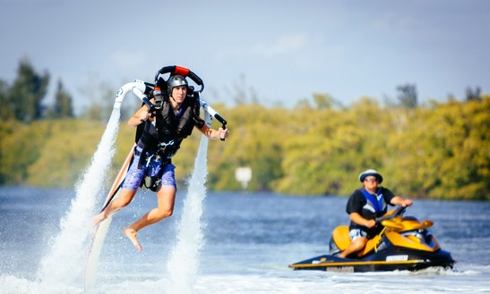 Exciting Jetpack Rides In Austin, Texas