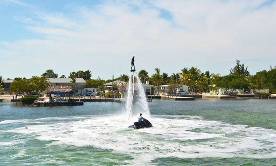 Exciting Flyboarding In Austin, Texas