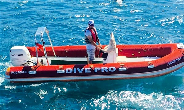 Snorkelling Tours and Courses in Aydın, Turkey