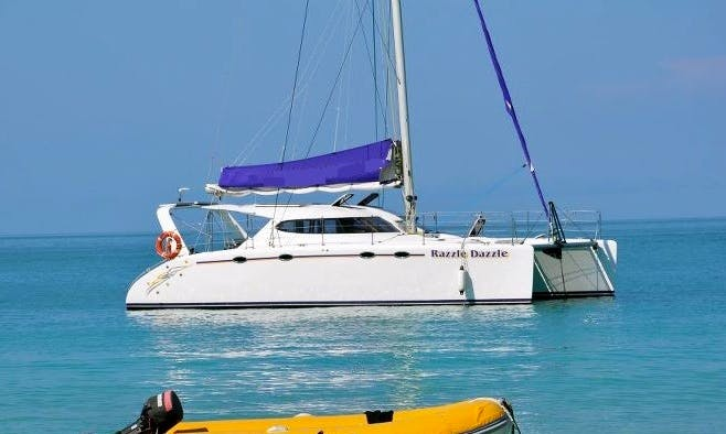Charter 40' Cruising Catamaran in Andergrove, Queensland