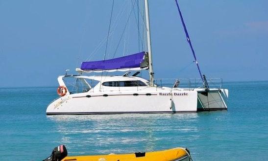 Charter 40' Cruising Catamaran In Andergrove, Queensland
