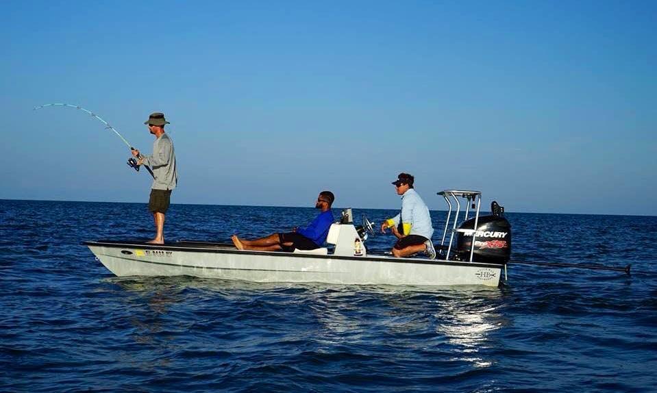Fishing Trip in Summerland Key, Florida with David