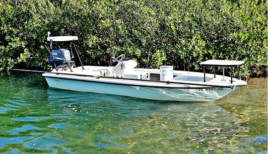 Fly Fishing And Light Tackle Fishing Trips With Captain Pete In Islamorada, Florida